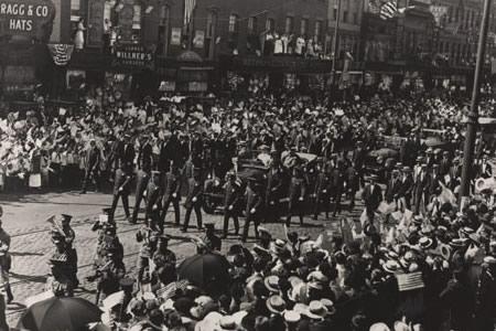 Hoboken in WWI - Hoboken Historical Museum
