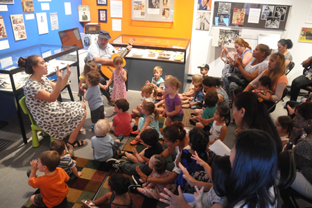 Penny's Storytime at the Museum @ Hoboken Historical Museum | Hoboken | New Jersey | United States
