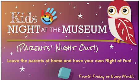 Kids Night at the Museum! @ Hoboken Historical Museum